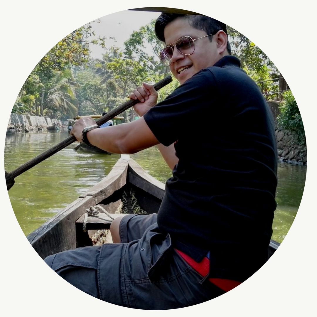 Shubho Dutta, owner of DLI Travel